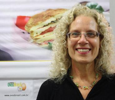 Lúcia Endriukaite, nutricionista do IOB